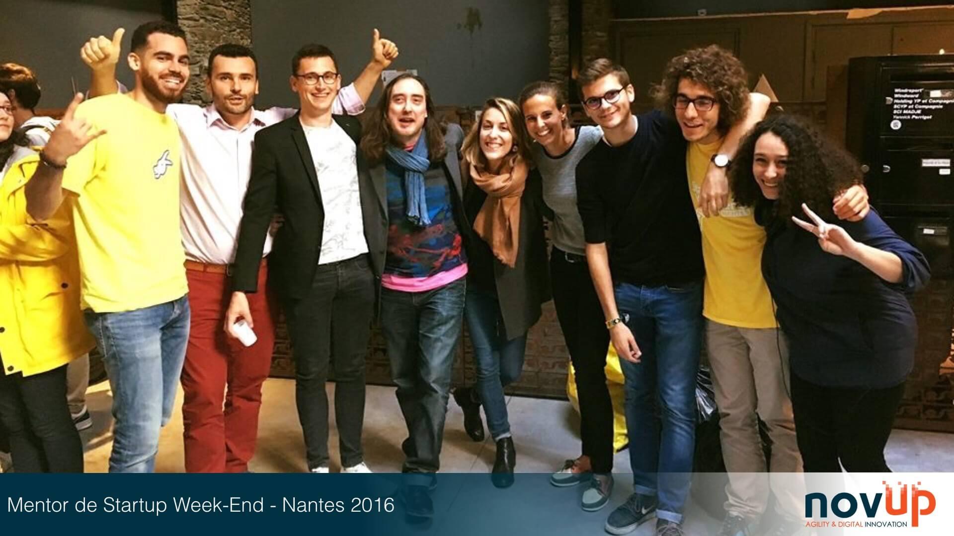 Mentor Startup Nantes 2016
