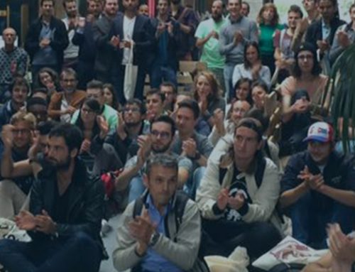 Mentor au Startup Week-End 2016 à Nantes