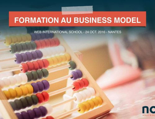 Formation au Business Model chez WIS