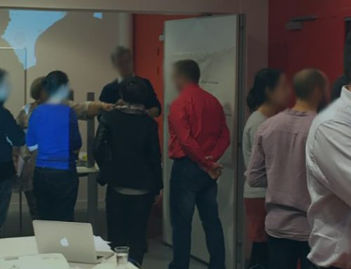 Atelier Lean Startup au PODOJO d'Agile Nantes